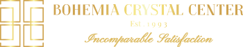 Bohemia Crystal Center Logo